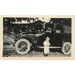 Robert Sr, with Studebaker at Boyles in 1924